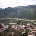 陳有蘭溪 上安村
