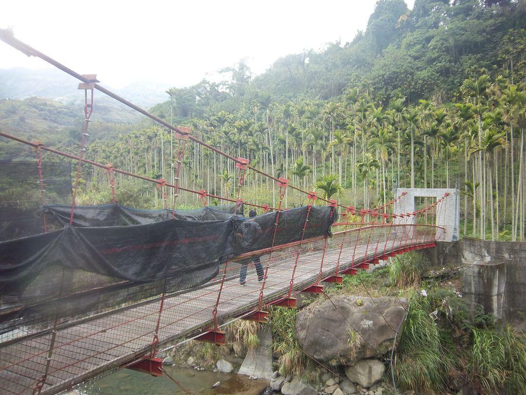 洽坑溪吊橋