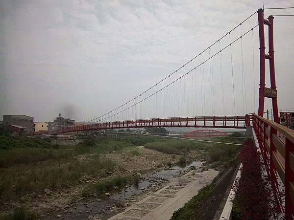 福天吊橋(斗六)