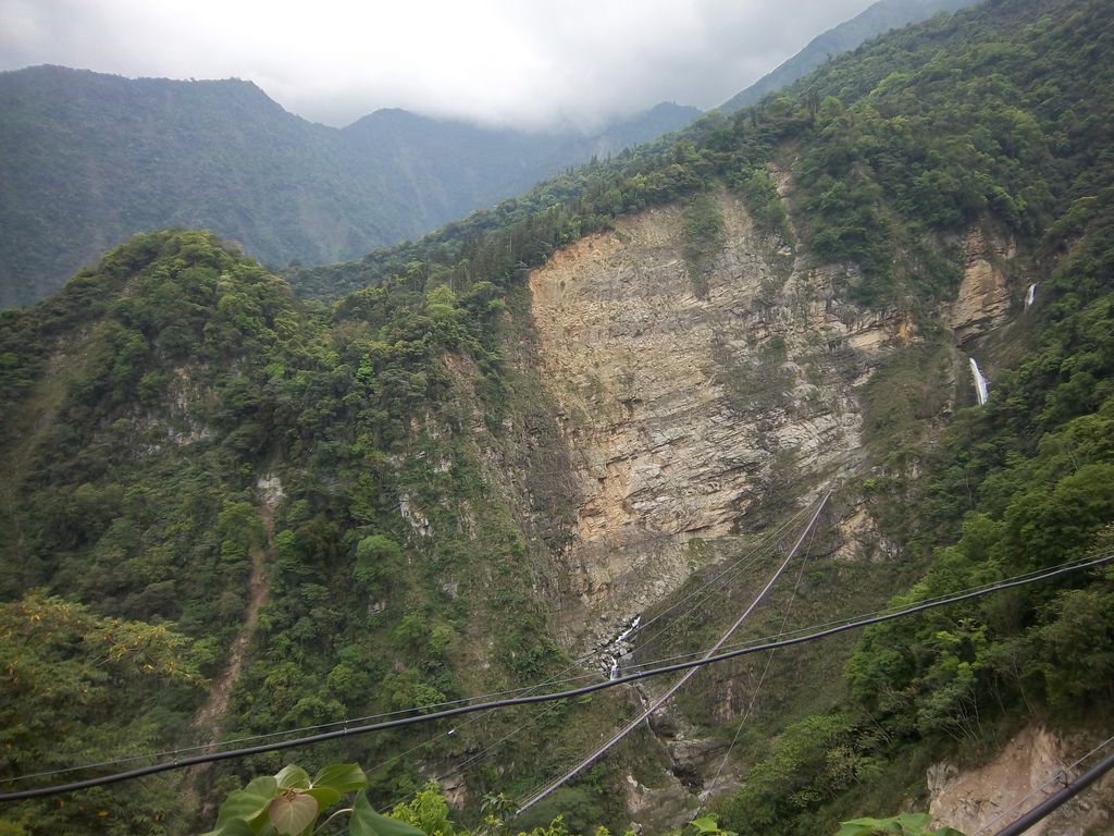 雙龍吊橋&瀑布