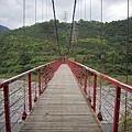 黑黑谷吊橋(地利村)