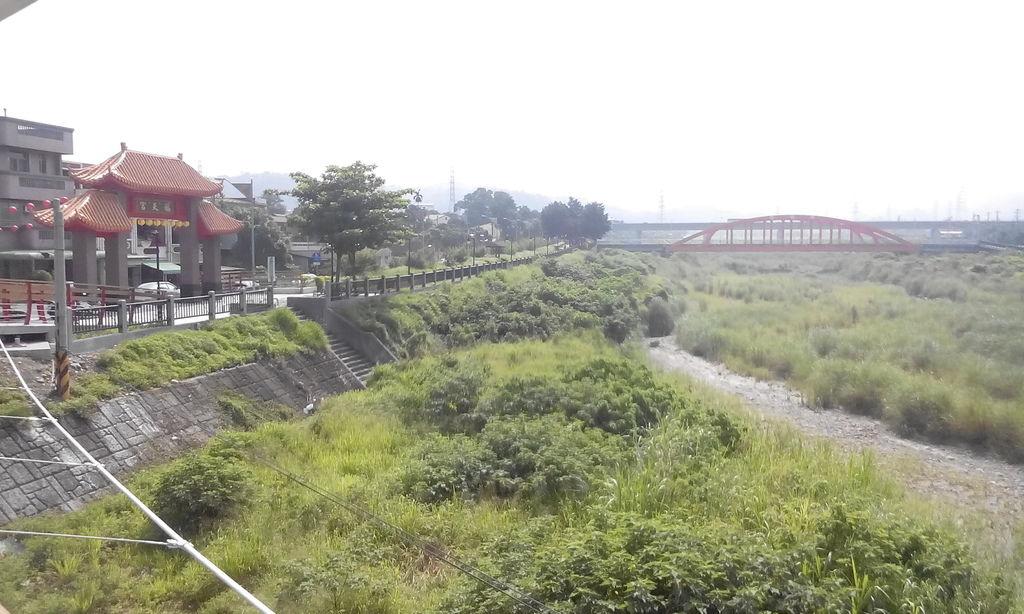 福天吊橋(斗六)福天宮&梅南橋