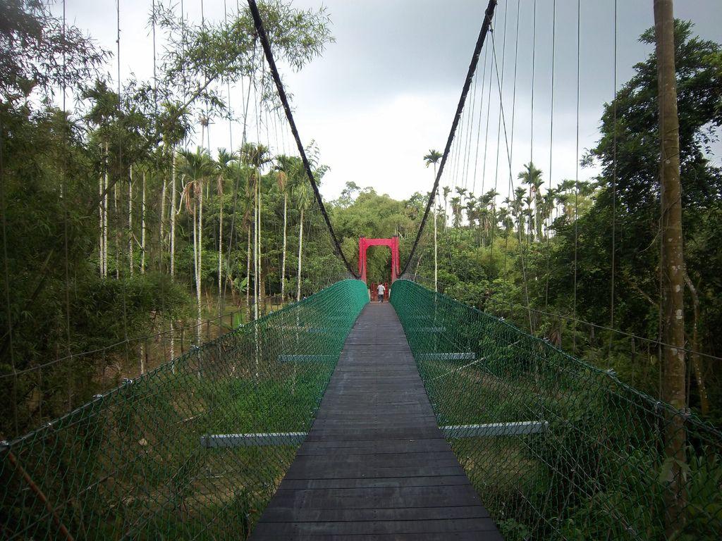 行鳳吊橋(竹崎)