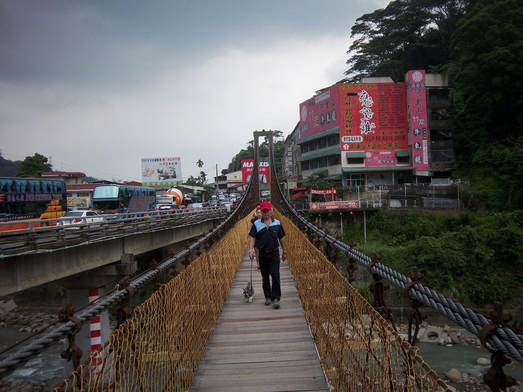 地久橋(觸口)