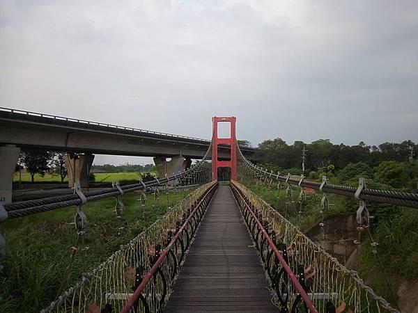 行霧吊橋(斗南)
