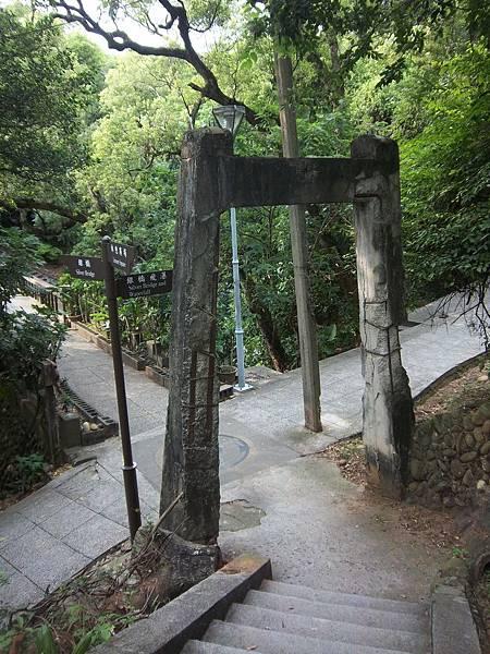 八卦山銀橋