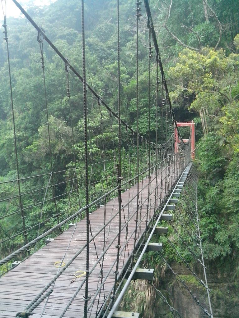同心吊橋(古坑)