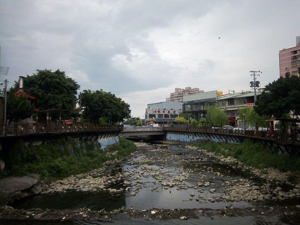 大雅埧子溪排水道