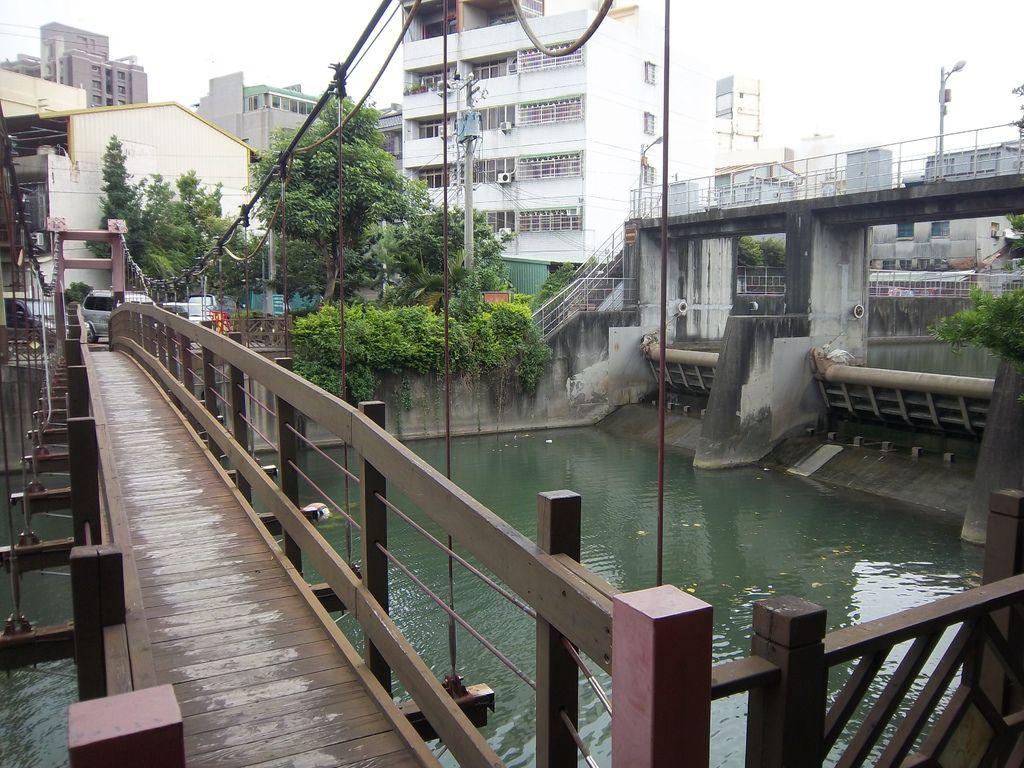 大雅埧子溪吊橋(大雅)