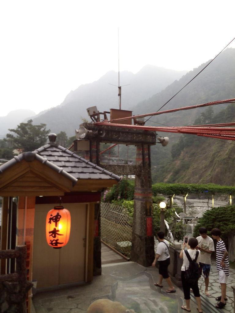 谷關吊橋(和平)