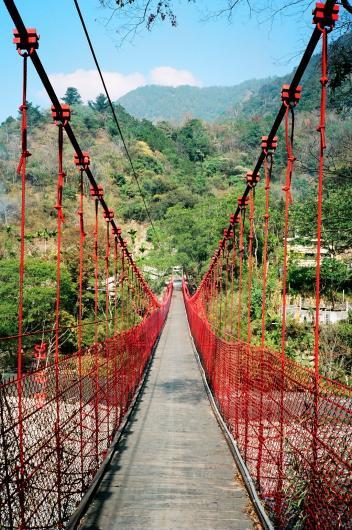 【73】裡冷吊橋2