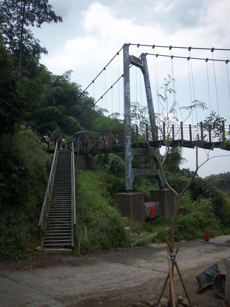 華山溪吊橋(古坑)
