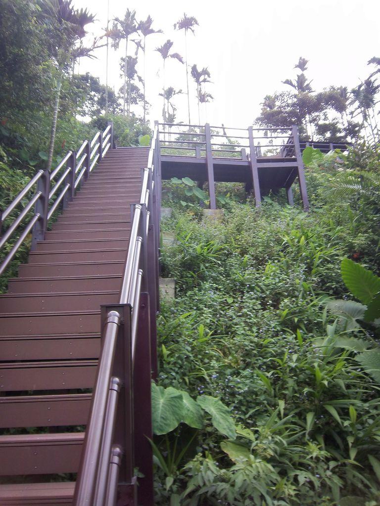 華山溪吊橋 步道