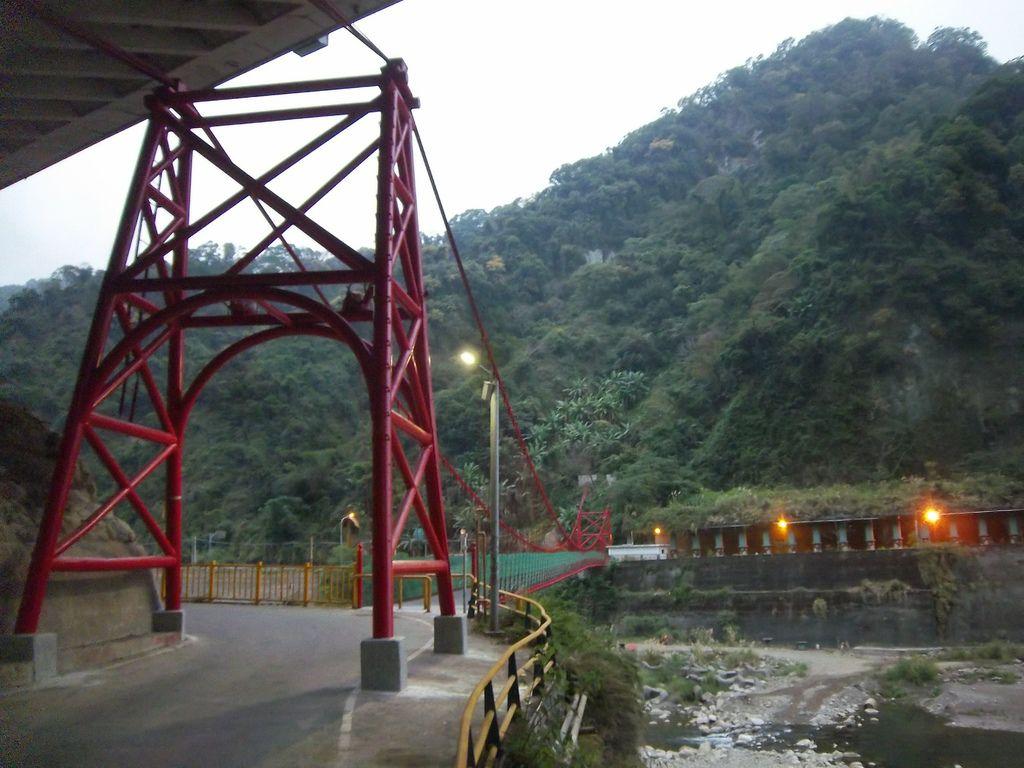出磺坑吊橋(公館)