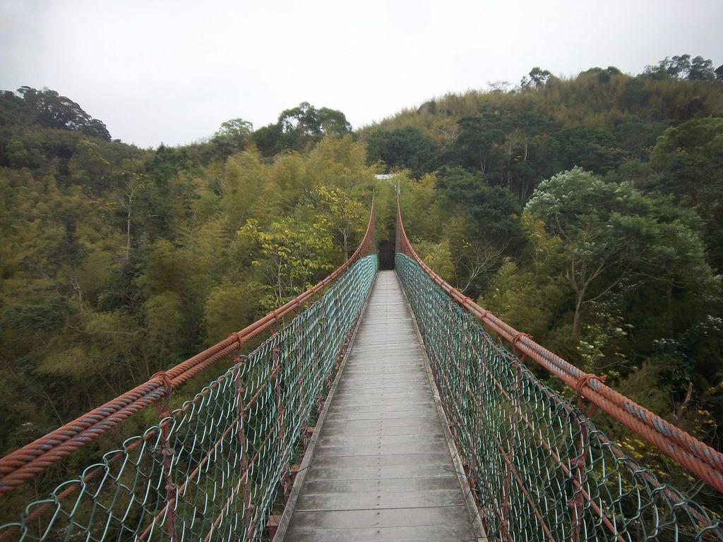 念源吊橋(三義)