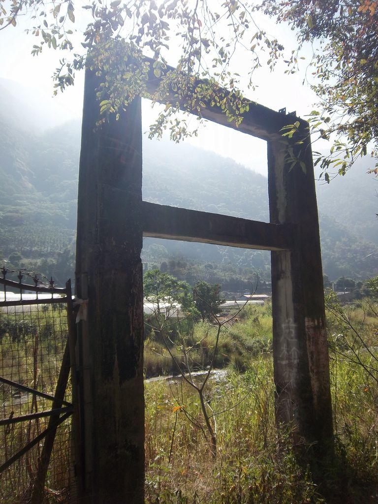 石墩坑吊橋(埔里)