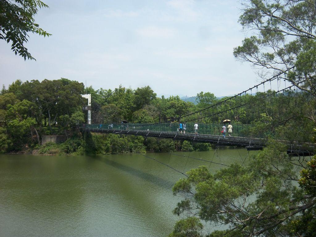 明德水庫壹號吊橋(頭屋)
