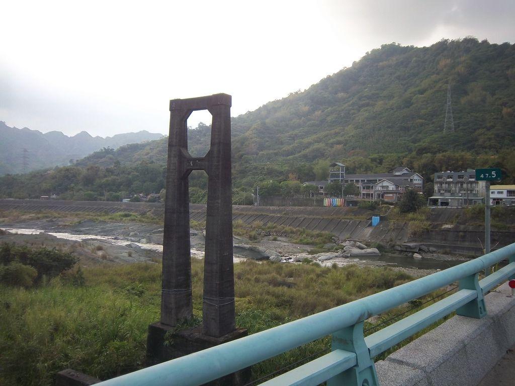 乾峰吊橋遺跡(國姓)