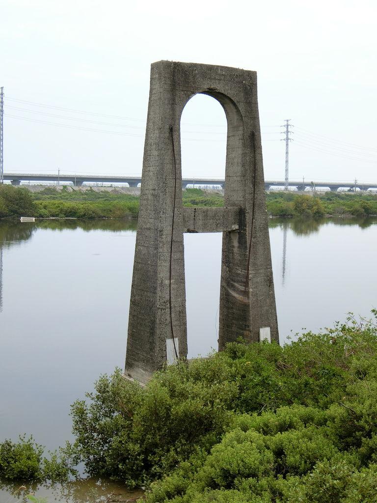 筏子頭吊橋遺跡(學甲)