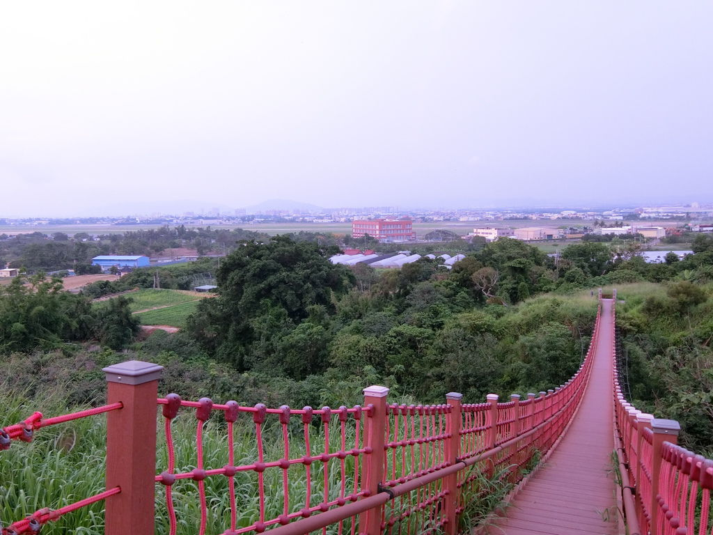 漯底山吊橋(彌陀)