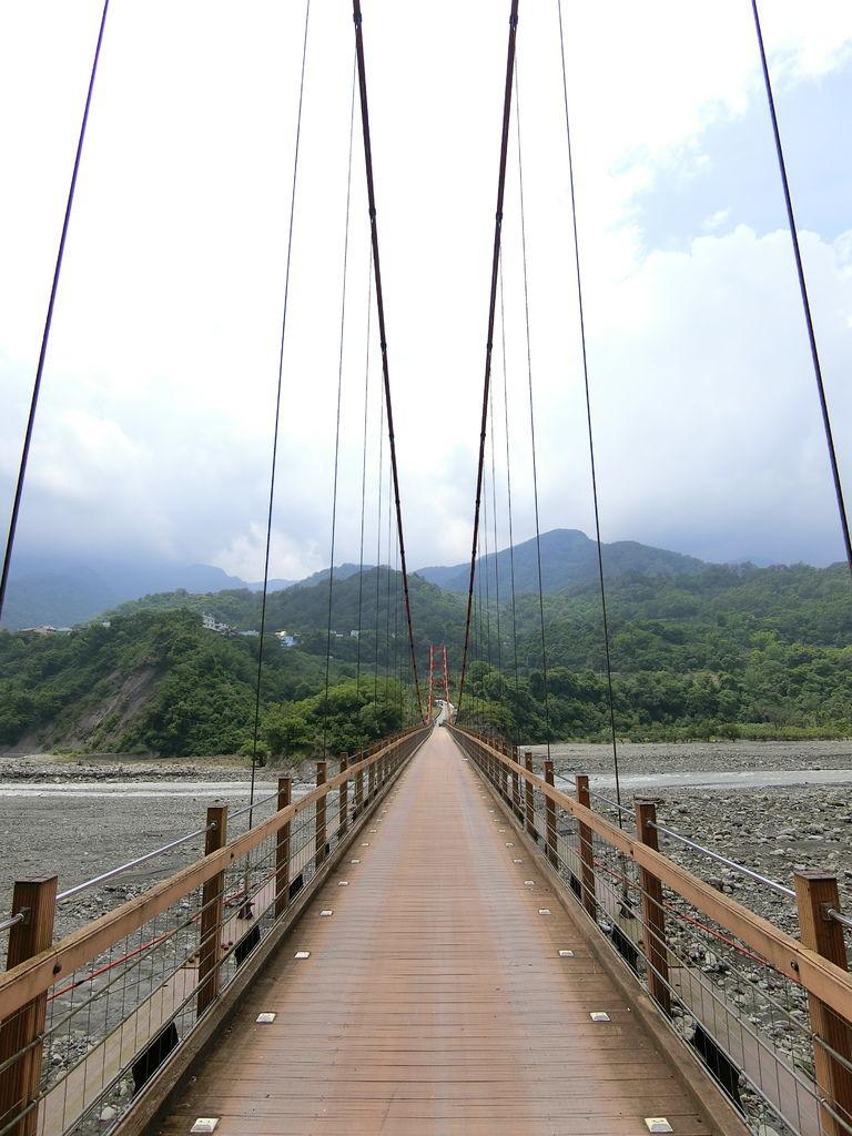 嘎啦鳳吊橋(桃源)