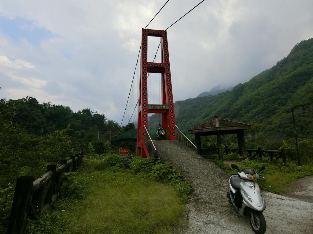 馬舒霍爾吊橋(桃源梅山里)