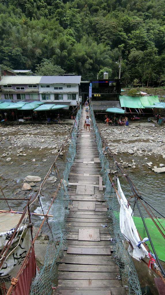 霞雲溪吊橋(復興)
