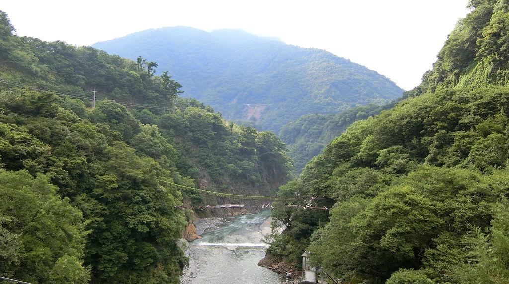 爺亨吊橋(復興)