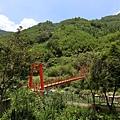 水田吊橋(尖石)