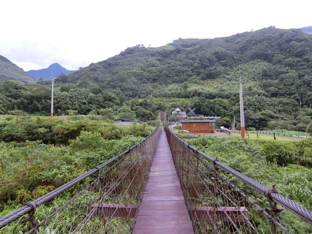那羅吊橋(尖石)