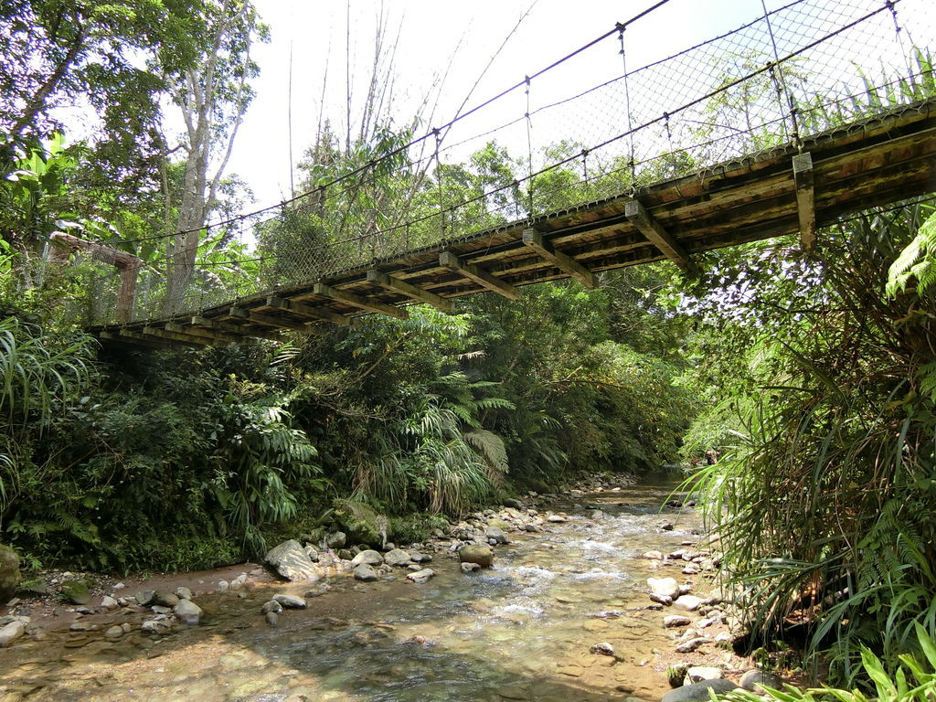 清水吊橋(關西)