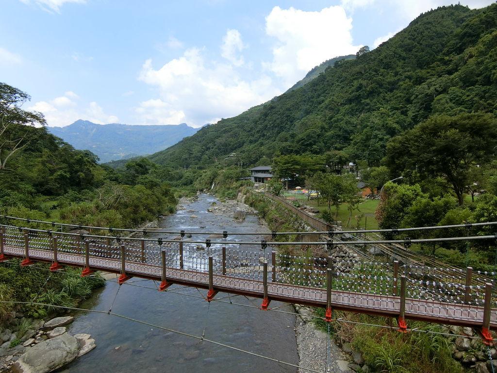 錦梅吊橋(尖石)