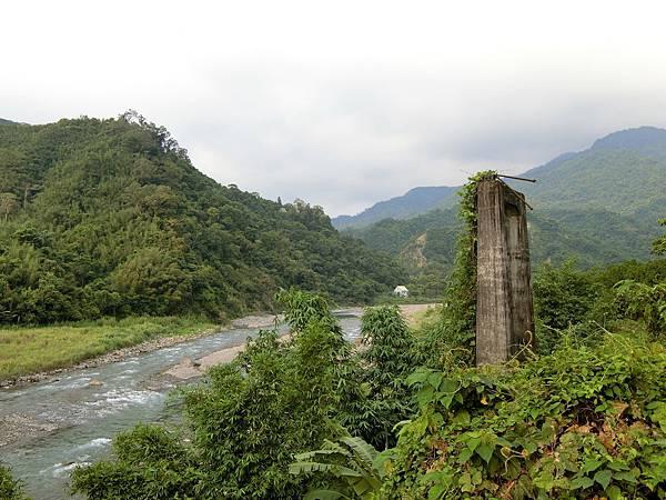 昌惠吊橋遺跡(竹東-橫山)