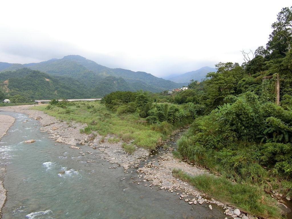 昌惠吊橋遺跡(竹東)