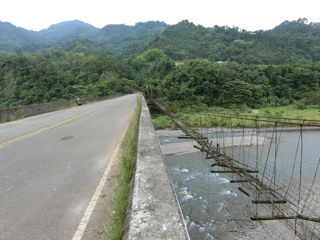 南昌吊橋(竹東-橫山)