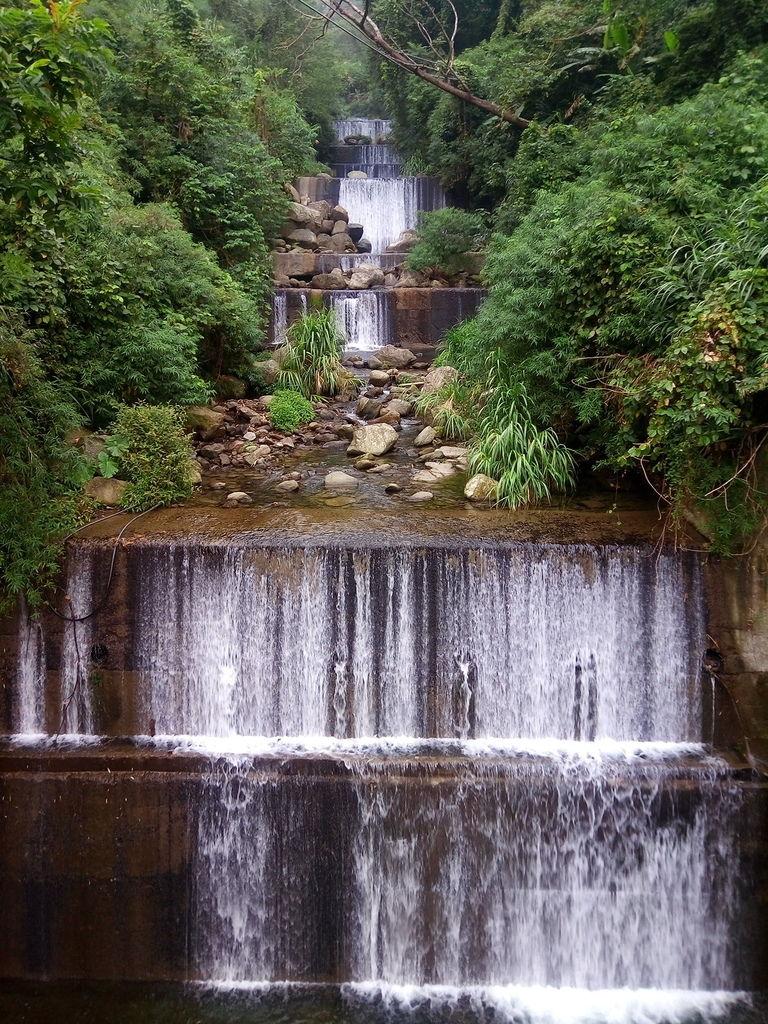 清水溪支流小瀑