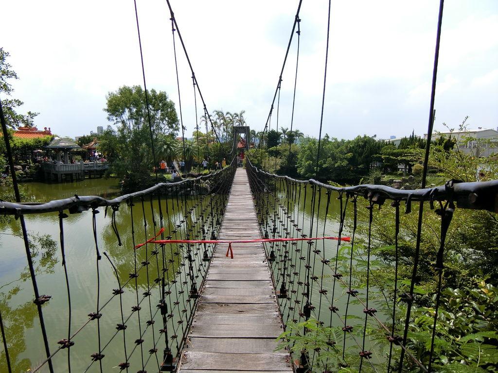 義民廟吊橋(新埔)