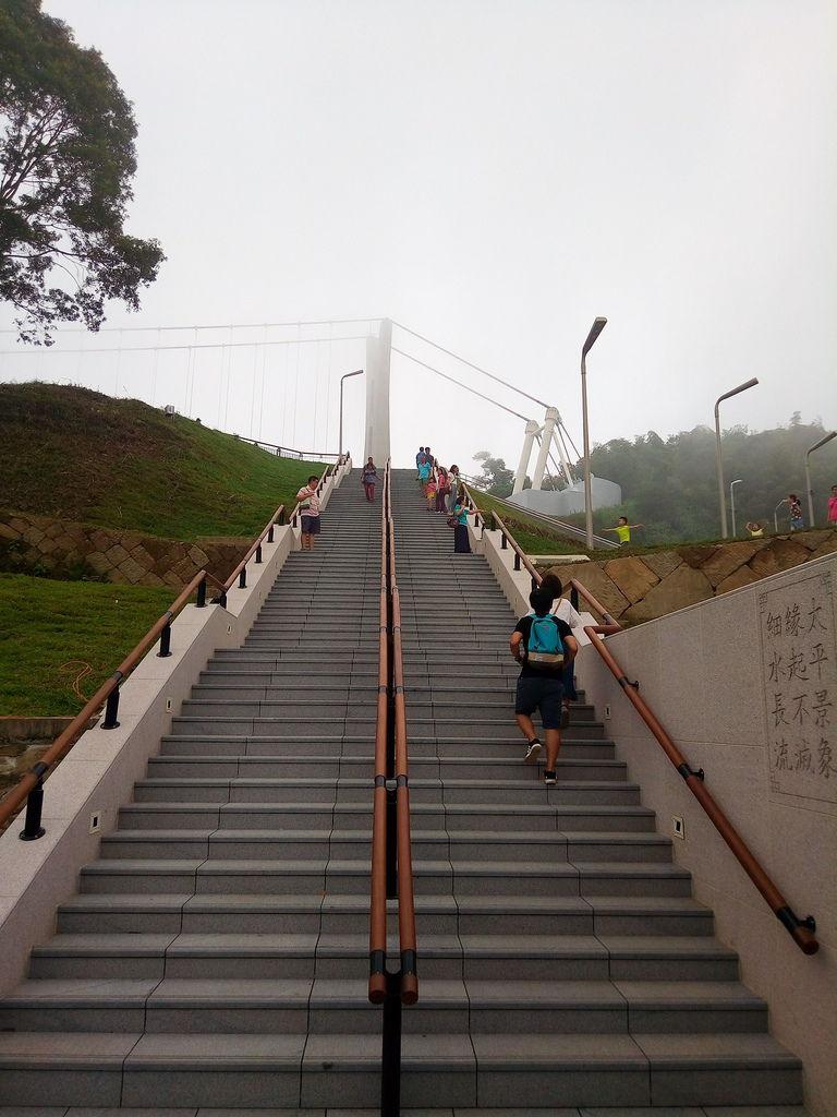太平雲梯北端口步道