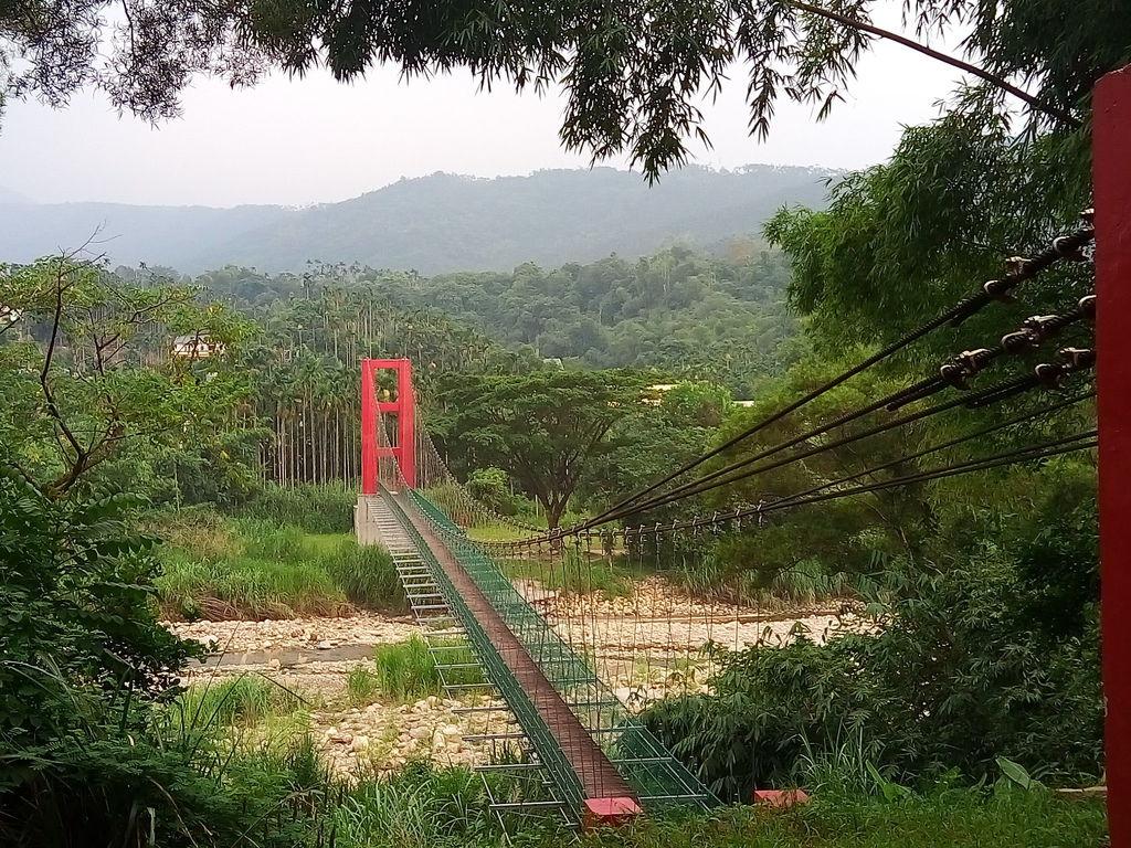 行大吊橋(古坑)