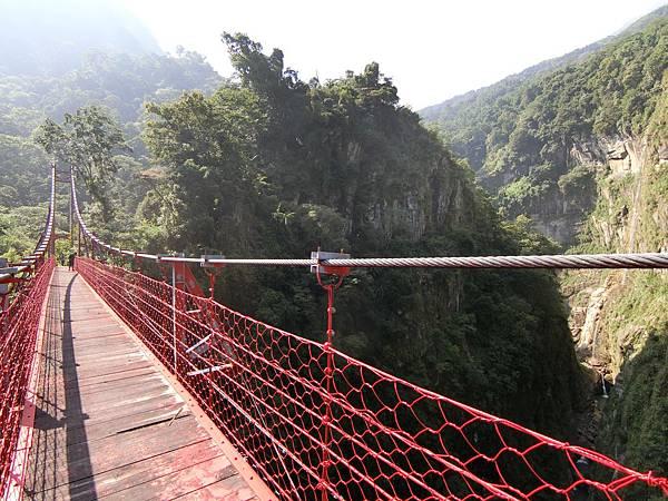 水濂洞吊橋(自強村)