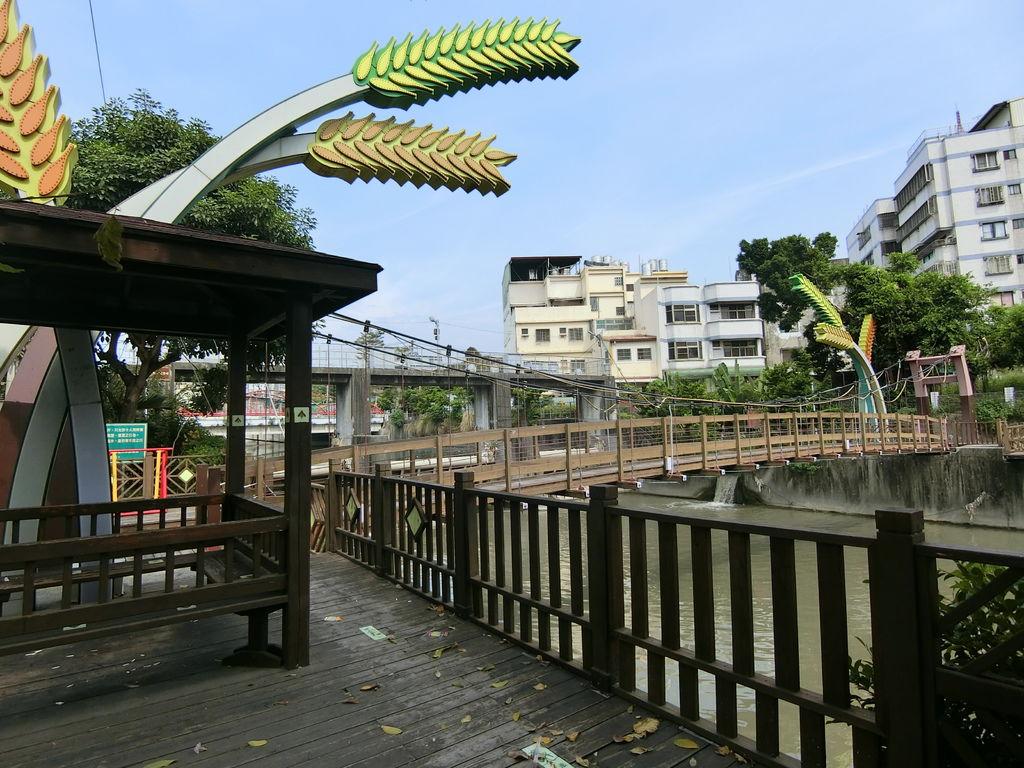 大雅埧子吊橋