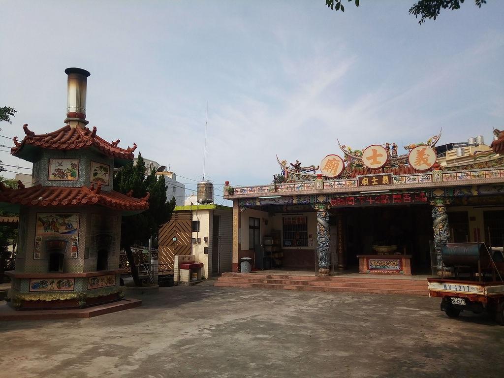 義士廟(大雅)