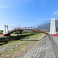 水里親水公園吊橋(水里)