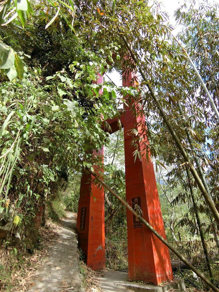 行峯吊橋(豐山村)