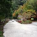 石盤谷步道停車場