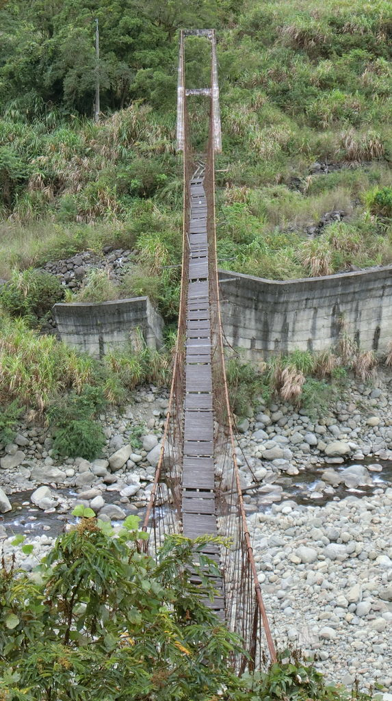 石鼓盤吊橋(豐山村)