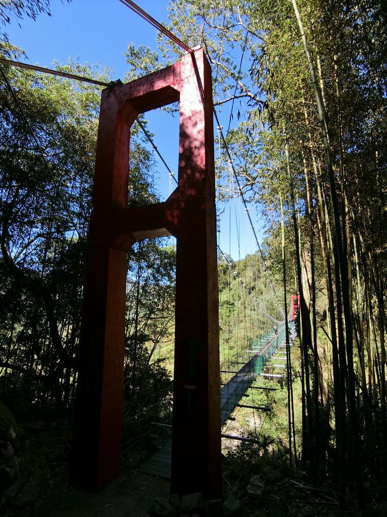 來吉二號吊橋(來吉村)