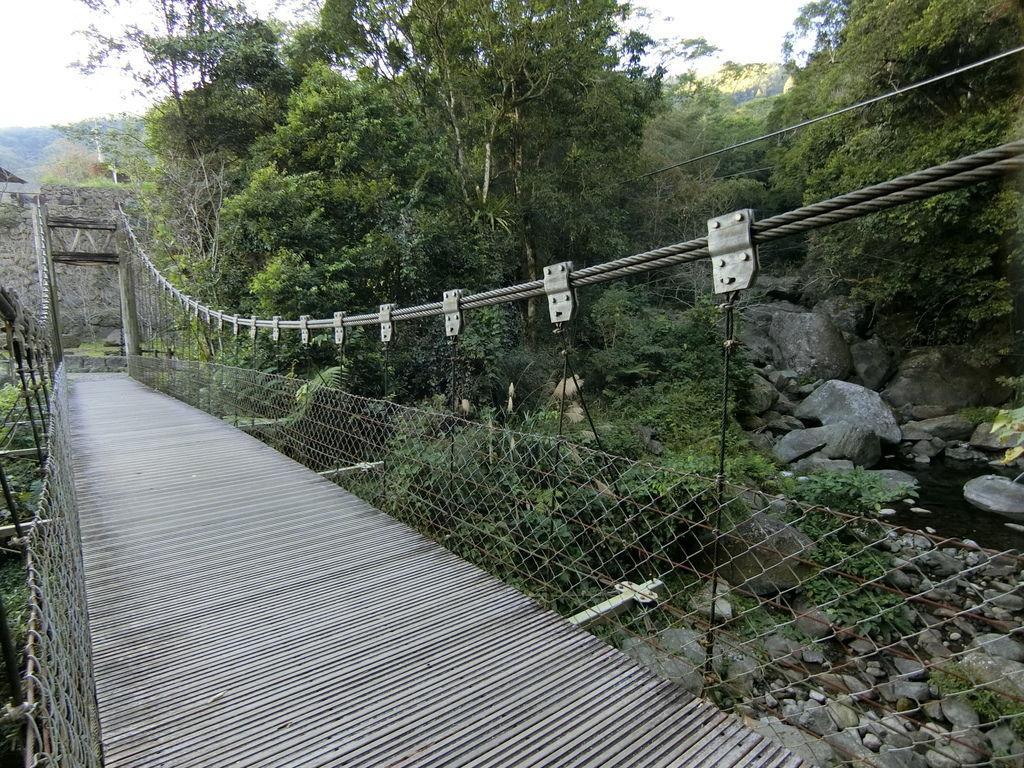 樂米吊橋(樂野村)