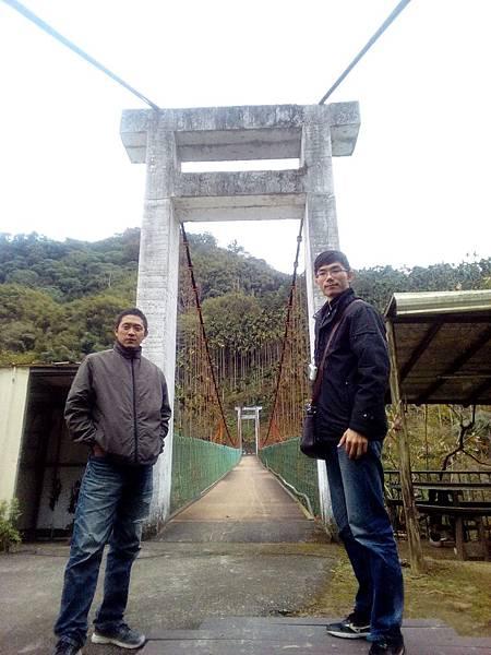 三叉坑吊橋(和平)