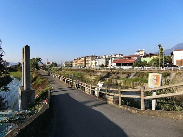 長安橋 遺跡(埔里)